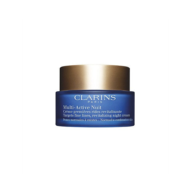 Clarins Multi-Active Night Cream (Normal to Combination Skin) - 50ml