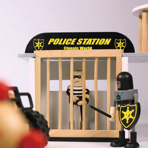 Classic World - Police Story Building Set