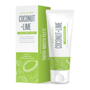 Schmidt's Tooth + Mouth Paste - Coconut + Lime - 133g