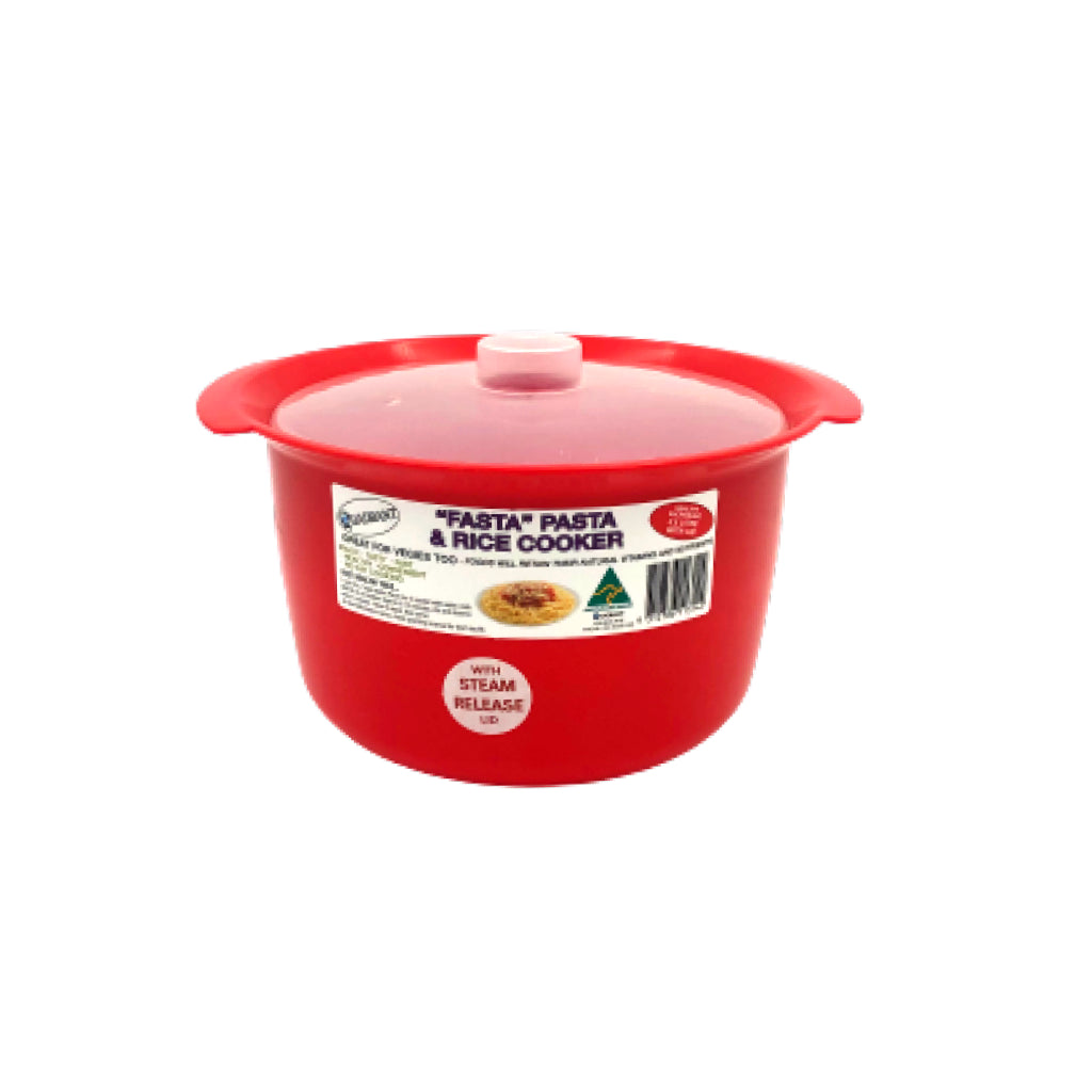 Microwave Pasta & Rice Cooker Container - 3.5L