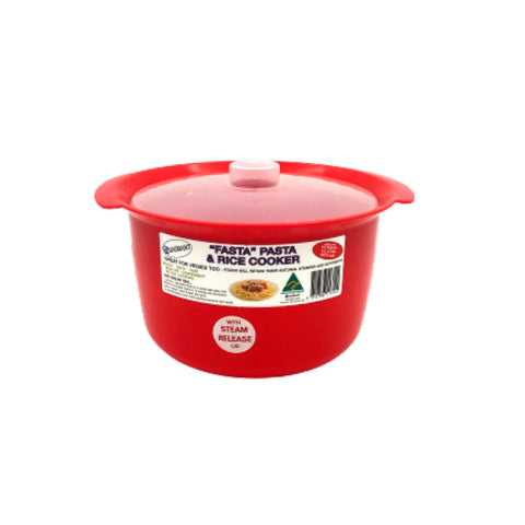 Microwave Pasta & Rice Cooker - 3.5L