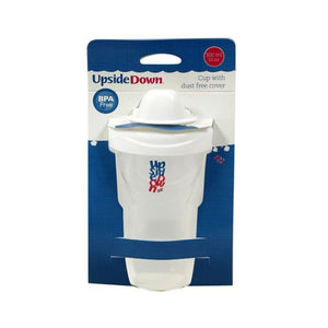Upside Down Cup with Dust Free Cover - 300ml