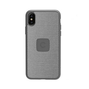 Cygnett UrbanShield Slim Case for iPhone X and XS - Space Silver