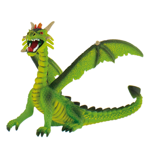 Bullyland Single-Headed Sitting Dragon: Assorted Colours