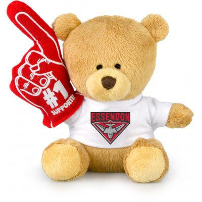 Teddy Bear AFL No.1 Supporter Smooth Sales