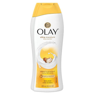 Olay Ultra Moisture Body Wash Shea Butter 400mL