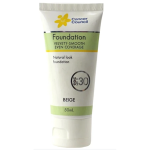 Cancer Council: Foundation (Dark Beige SPF 30)
