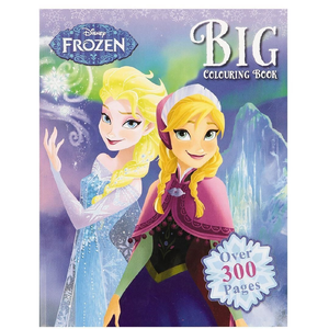 Frozen: BIG Colouring Book