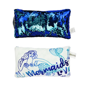Colour Changing Pillow for Kids - Mermaid