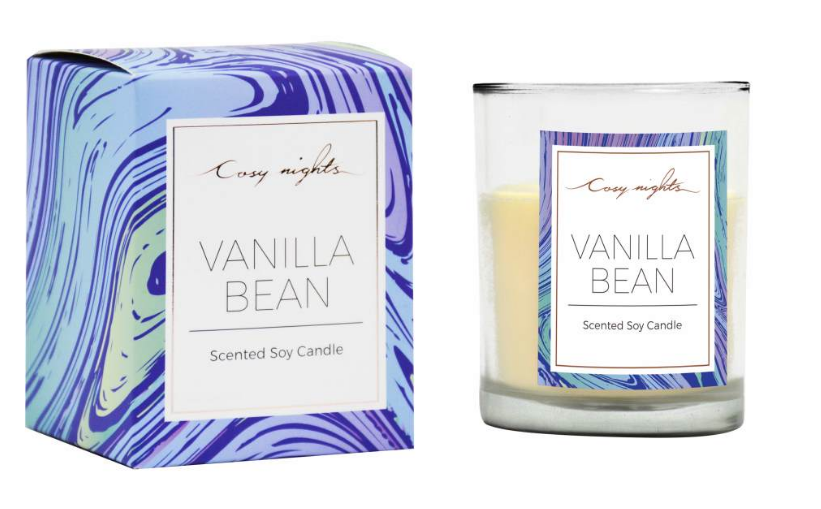 Cosy Nights Vanilla Bean Candle