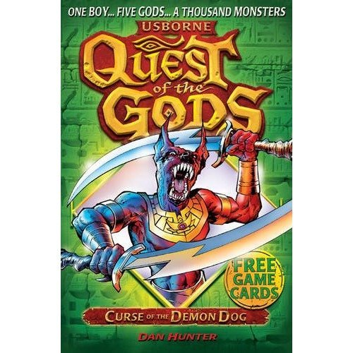 Quest of the Gods: Curse of the Demon Dog