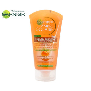 2 x Garnier Ambre Solaire Light Natural Bronzer 150mL