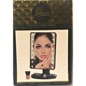 Glamour Makeup Mirror with LED Lights