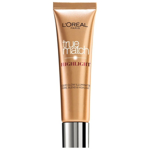 L'Oréal True Match Highlight Liquid Glow Illuminator 30mL - 101 Golden Glow