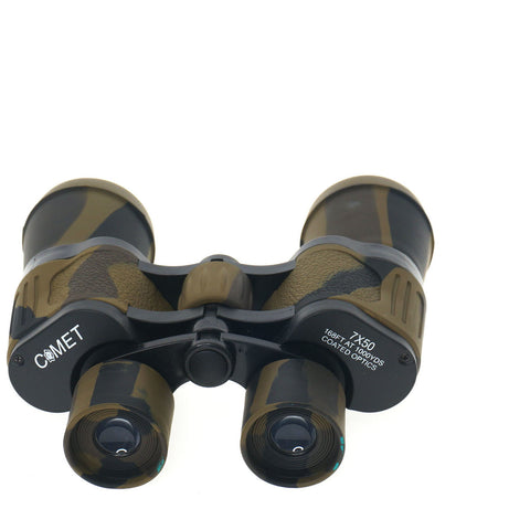 Comet Camouflage Coloured Binoculars