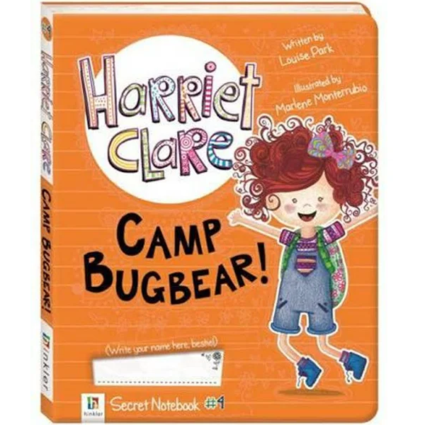 Harriet Clare: Camp Bugbear!