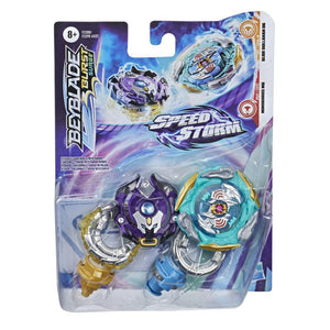 Beyblade Burst Surge Speed Storm Dual Pack Assorted
