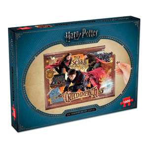 Harry Potter: 1000 Piece Quidditch Puzzle
