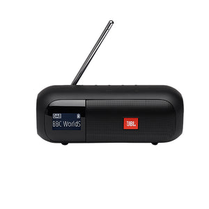 JBL Tuner 2 Portable DAB/DAB+/FM radio with Bluetooth
