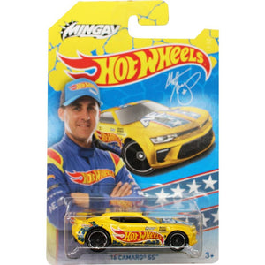 Hot Wheels Matty Mingay 16 Camaro SS