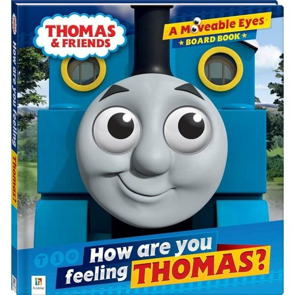 Thomas & Friends: How are you feeling Thomas? (Googly-Eyes)