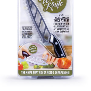 Wonder Knife Stainless Steel Kitchen Blade