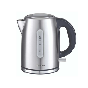 Ovation 1.2L Kettle (OV645) - Silver