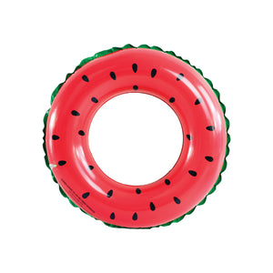 Lazy Dayz Watermelon Swim Ring