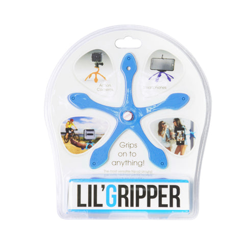Lil' Gripper - Tripod For Phones and Action Cameras