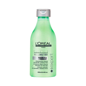 L'Oreal Volumetry Shampoo With Salicylic Acid + Hydralight 250ml