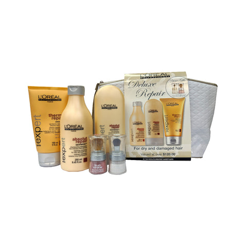 L'Oreal Professionnel Deluxe Repair Gift Pack (For Dry & Damaged Hair)