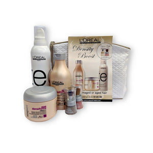L'Oreal Professionnel Density Boost Gift Pack (For Damaged & Aged Hair)