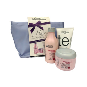 L'Oreal Professionnel Hair Essentials Gift Pack (For Coloured Hair)