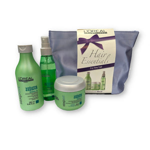 L'Oreal Professionnel Hair Essentials Gift Pack (For Fine Hair)