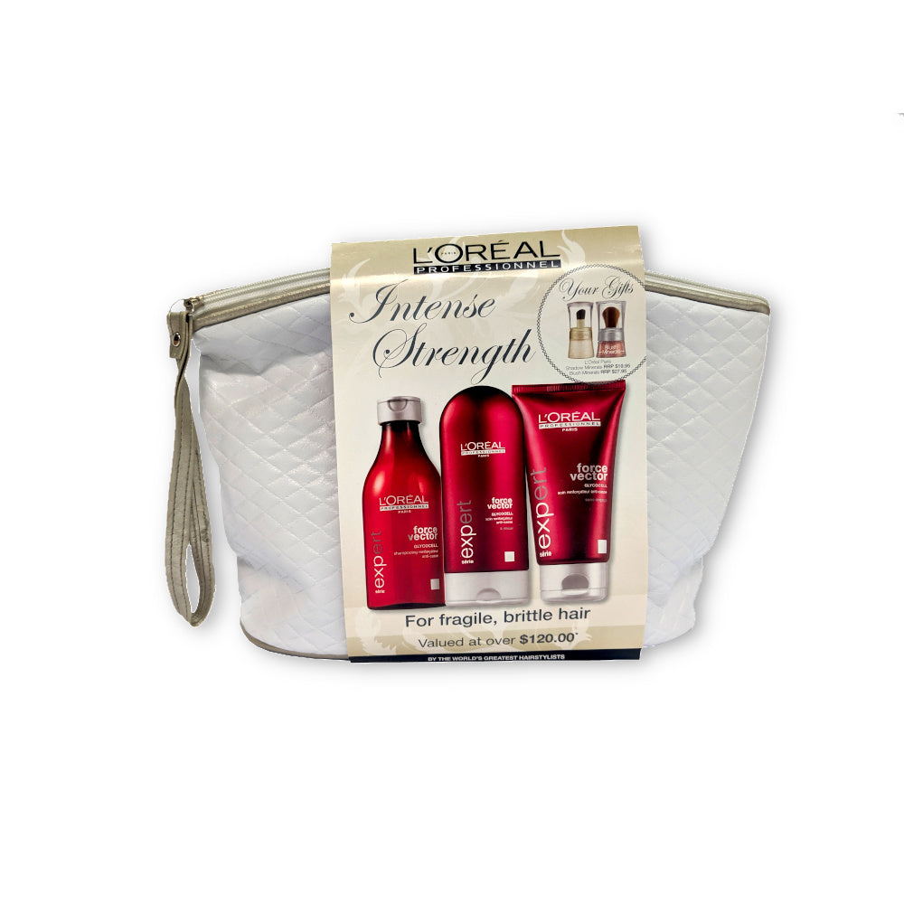 L'Oreal Professionnel Intense Strength Gift Pack (For Fragile & Brittle Hair)