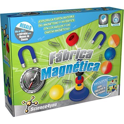 Science4You - Magnet Factory