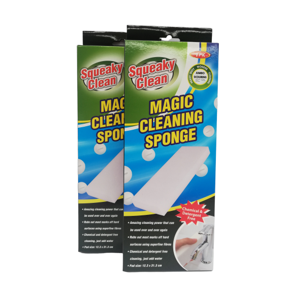 2 x Jumbo Magic Cleaning Sponge