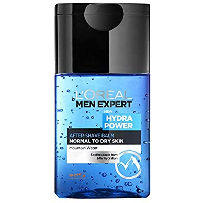 L'Oreal Men Expert Hydra Power Aftershave Balm 125ml