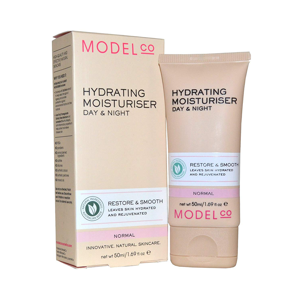 ModelCo Hydrating Moisturiser Day & Night