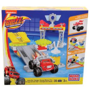 Mega Bloks Blaze And The Monster Machines