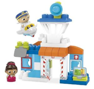 Fisher Price Mega Bloks Skybright Airport Playset