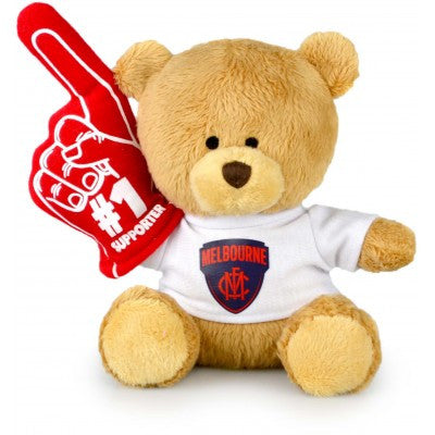 Teddy Bear AFL Supporter Smooth Sales
