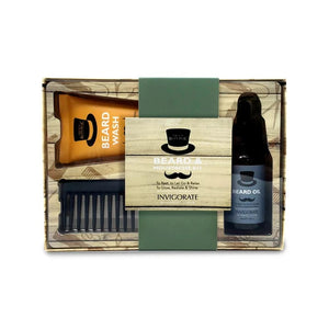 Men's Republic Grooming Kit - Beard & Moustache Care