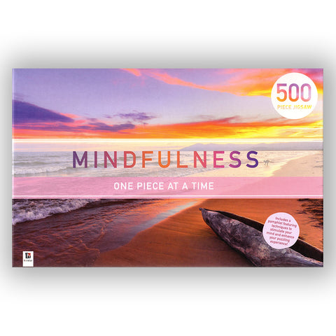 500 Piece Mindfulness Jigsaw Smooth Sales