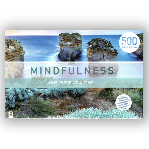 Jigsaw 500 Pieces Mindfulness