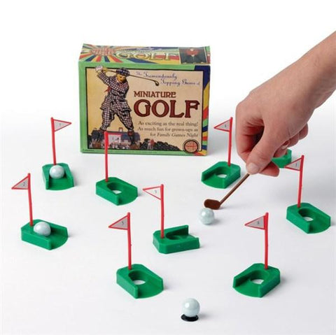 Miniature Golf by House of Marbles
