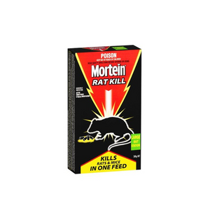 Mortein Large Rat Kill Bait Station 300g