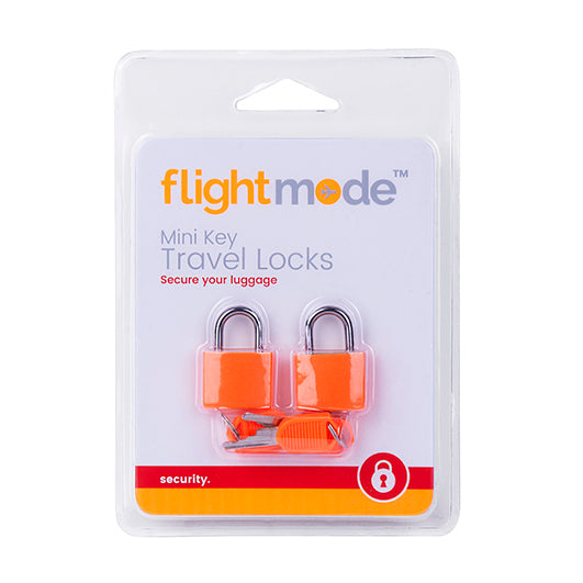 Flightmode Mini Key Travel Locks