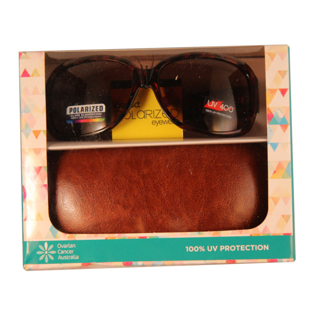 Polarized Sunglasses with Case