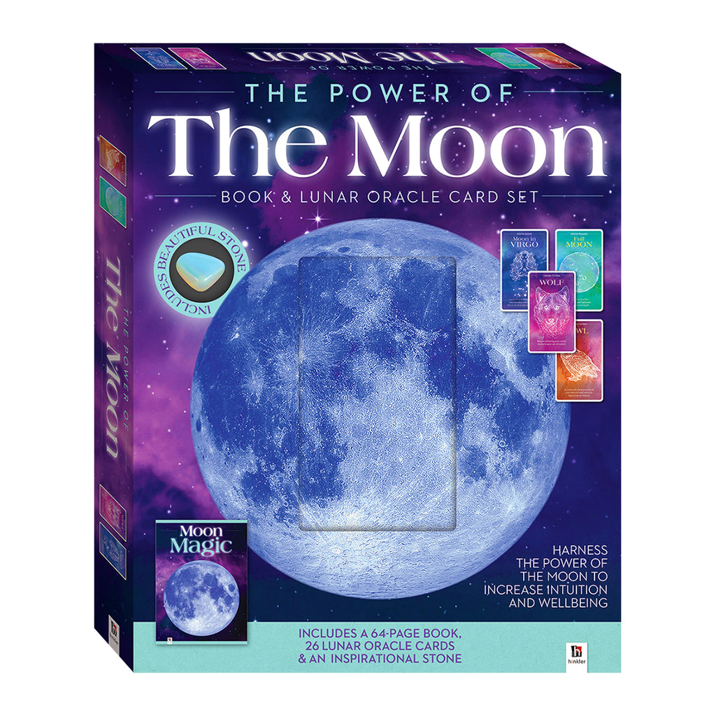 The Power of the Moon Box Set